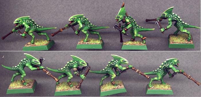 Lizardmen Skink... Lizardmen